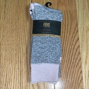 Frye Boot Socks | Super Soft